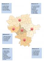Unsere Kandidaten im Wahlbereich Halle Neustadt / Nietleben zur Stadtratswahl im Mai 2019.