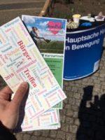 #einfachHauptsacheHalle mit Manuela Hinniger