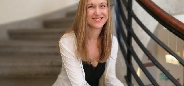 #einfachansprechen Manuela Hinniger stellt sich vor