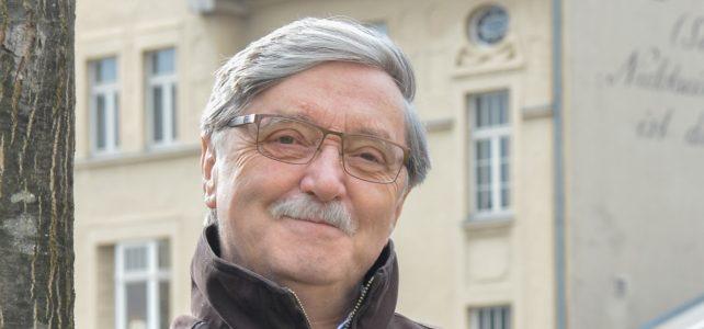 Reinhard Straube, ein hallesches Urgestein