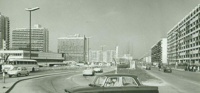 Halle Neustadt vor 1975
