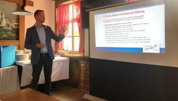 Halles Süden: Kandidaten im Gespräch