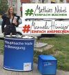 In Bewegung im schönen Nietleben / Halle – Neustadt