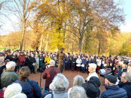 Neujahrsempfang: Die Stadt Halle wandert ins neue Jahr