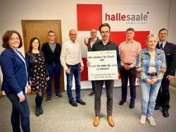 Katastrophenschutzstab der Stadt Halle (Saale)